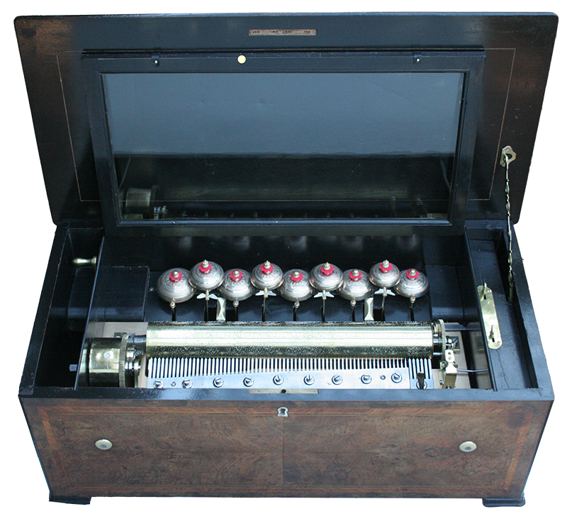 Cylinder-box-with-9-bells