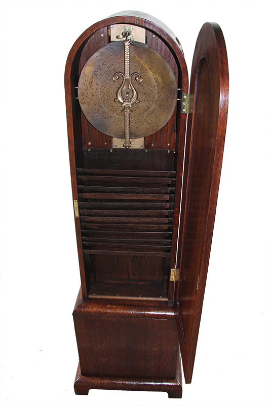 13-62-Symphonion-tall-coin-operated-upright-disc-music-box